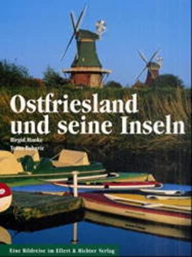 9783892349945: Ostfriesland und seine Inseln, Sonderausgabe