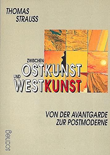 9783892352044: Zwischen Ostkunst und Westkunst