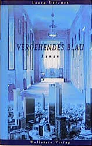 9783892441939: Vergehendes Blau: Roman (German Edition)