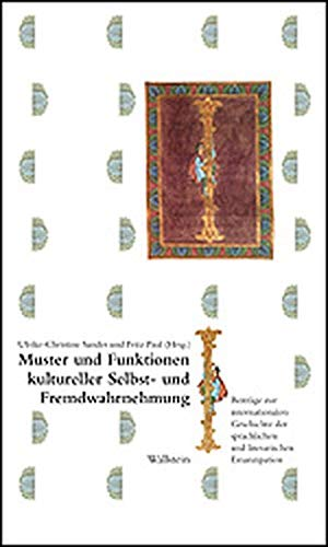 Muster und Funktionen kultureller Selbst- und Fremdwahrnehmung.: Ulrike-Christine Sander.