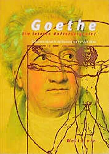 9783892443612: Goethe--ein letztes Universalgenie?