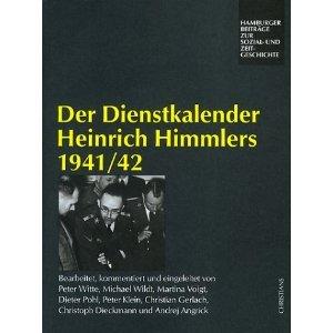 9783892449218: Der Dienstkalender Heinrich Himmlers 1941/42