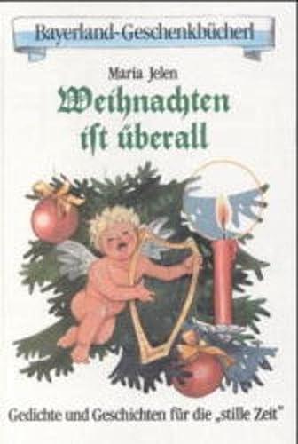 9783892510161: Weihnachten ist überall