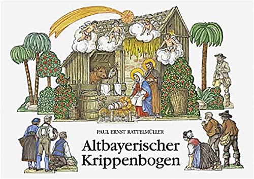 9783892513155: Altbayerischer Krippenbogen