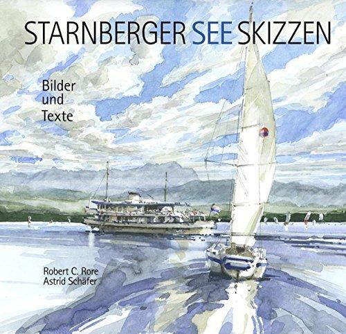 9783892513896: Starnberger See-Skizzen
