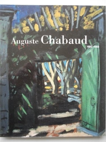 9783892580379: Auguste Chabaud, 1882-1955