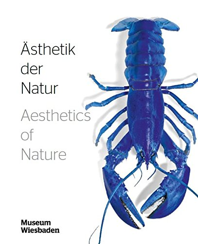 9783892581031: �sthetik der Natur - Aesthetics of Nature. Museum Wiesbaden