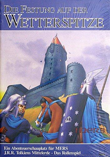 9783892601180: Die Festung auf der Wetterspitze (MERS: J.R.R. Tolkiens Mittelerde - Das Rollenspiel)