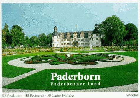 9783892616399: Paderborn. 30 Postkarten /30 Postcards /30 Cartes Postales