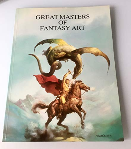 9783892680086: Great Masters of Fantasy Art
