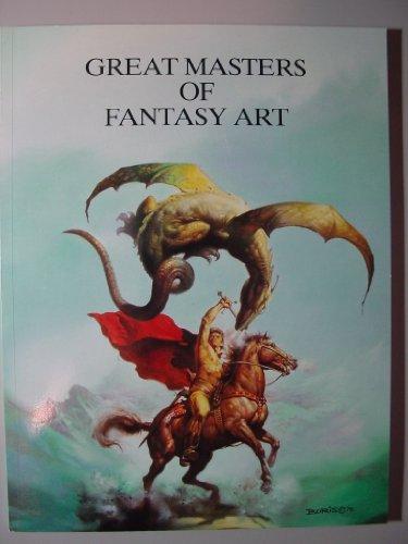 9783892680086: Great Masters of Fantasy Art