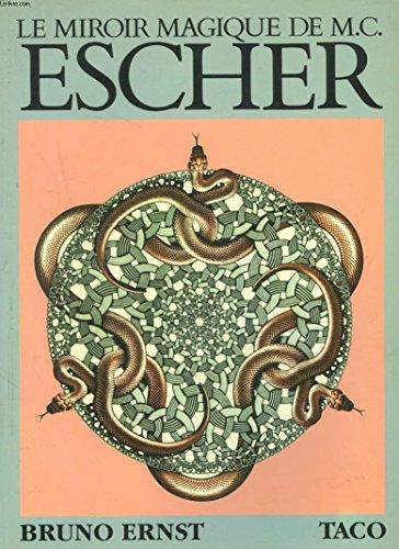 9783892680796: Le Miroir magique de M.C. Escher