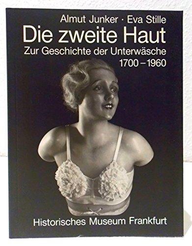 9783892820109: Zur Geschichte der Unterwäsche 1700-1960