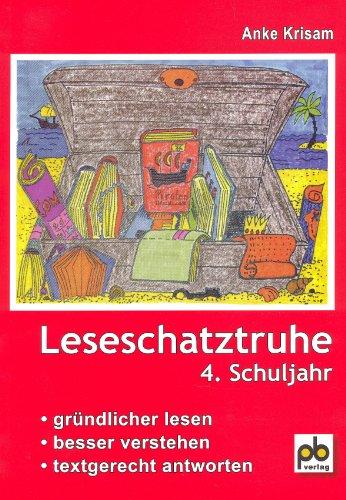 Die Leseschatztruhe für das 4. Schuljahr: Krisam, Anke