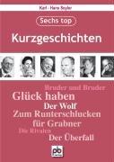Sechs top Kurzgeschichten: Seyler, Karl-Hans