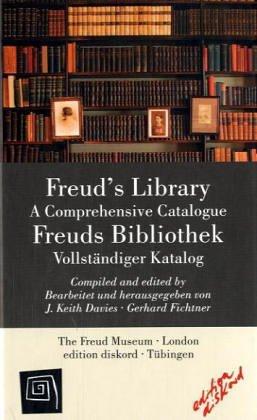 9783892957522: Freud's Library / Freuds Bibliothek: A Comprehensive Catalogue / Vollständiger Katalog