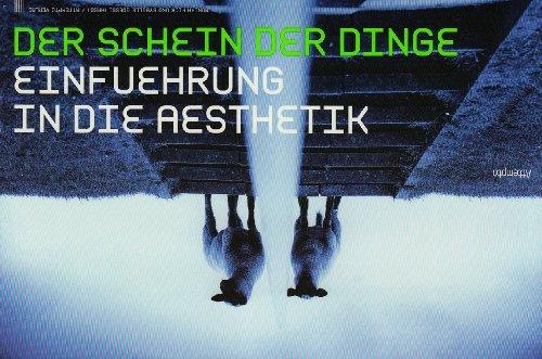 9783893083527: Der Schein der Dinge.