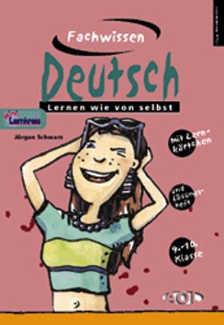 9783893122899: Fachwissen Deutsch.