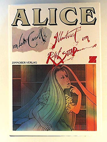 Alice im Wunderland - Alice hinter den: Carroll, Lewis