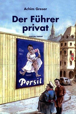 9783893200351: Der Führer privat (German Edition)
