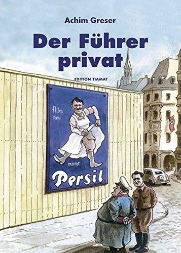 9783893201556: Der Führer privat