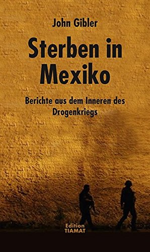 9783893201679: Sterben in Mexiko