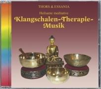 9783893211746: Klangschalen-Therapie-Musik. CD