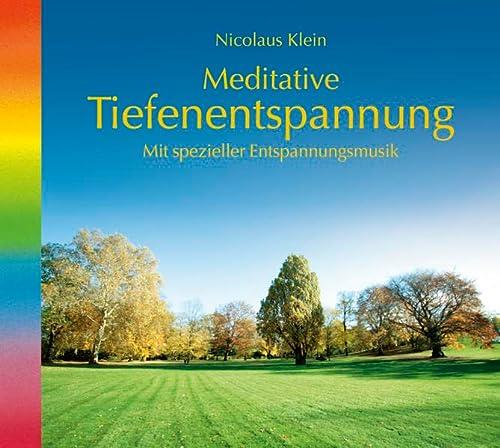 9783893215362: Meditative Tiefenentspannung