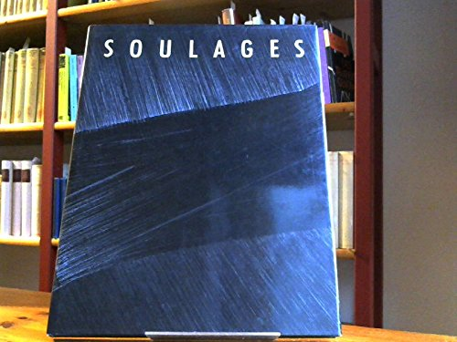 Soulages (389322128X) by Pierre Soulages