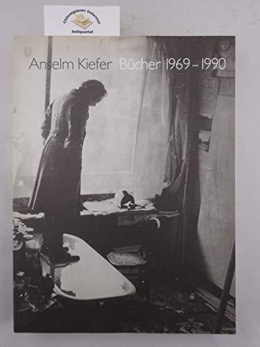 Anselm Kiefer Bücher 1969-1990.: Adriani, Götz (hrsg.)