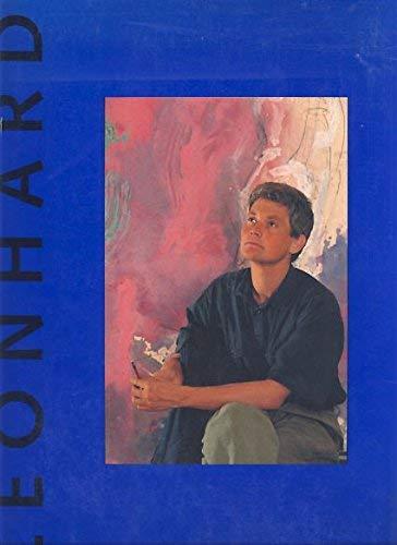 Leonhard . Portraits [dieses Buch begleitet eine: Leonhard, Mark [Ill.]: