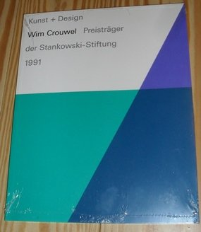 Kunst + Design: Wim Crouwel, Preistra?ger der: Crouwel, Wim
