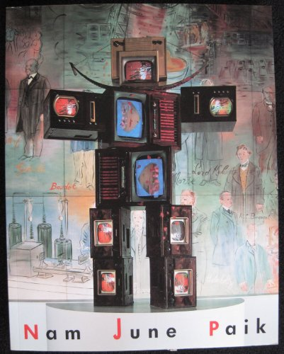 Nam June Paik - Video time - Video space.: Paik, Nam June - Toni Stooss u. Thomas Kellein (Hg.)