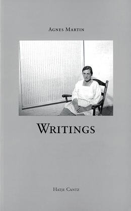 Agnes Martin Writings: Schwartz, Dieter