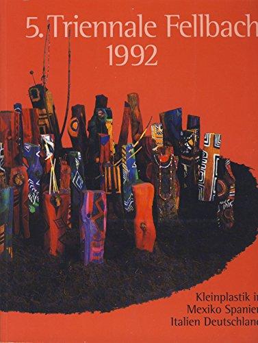 9783893223886: Triennale Fellbach (5.). Kleinplastik