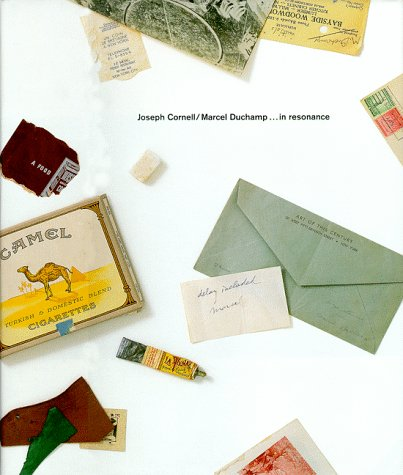 9783893224319: Joseph Cornell/Marcel Duchamp...Resonance