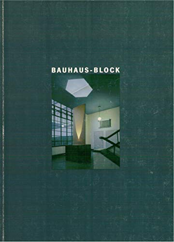 9783893224845: Bauhaus-Block (German Edition)