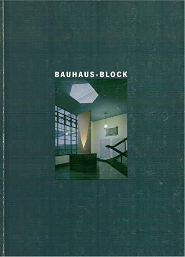 9783893224845: Bauhaus-Block. Mischa Kuball
