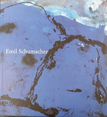 Emil Schumacher. Malerei/Paitings 1936-1991.: Fuchs, Rudi H.;