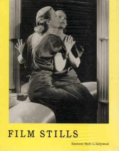 9783893224920: Film Stills: Emotions Made in Hollywood (English and German Edition)