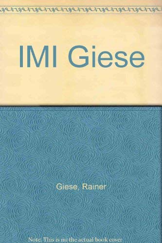 Imi Giese: Rainer Giese