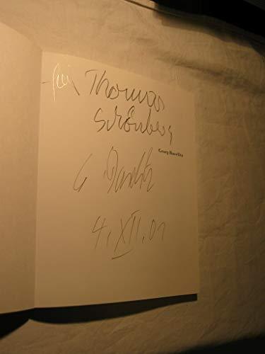 9783893225651: Georg Baselitz. Der Vorhang Anna Selbdritt von 1987 und die dazugehörigen Zeichnungen.