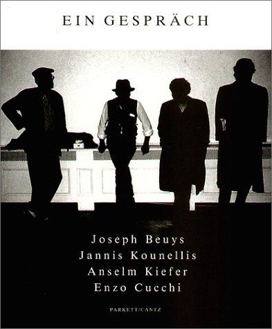 9783893226474: Ein Gesprach. Joseph Beuys, Jannis Kounellis, Anselm Kiefer, Enzo Cucchi.