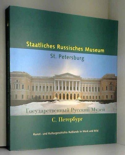 Staatliches Russisches Museum St. Petersburg : Kunst-: Plessen, Marie-Louise von