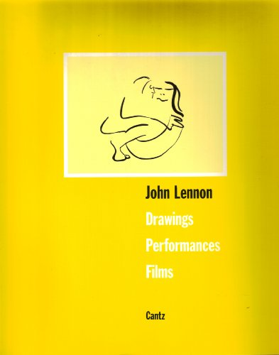 9783893227341: Drawings Performances Films
