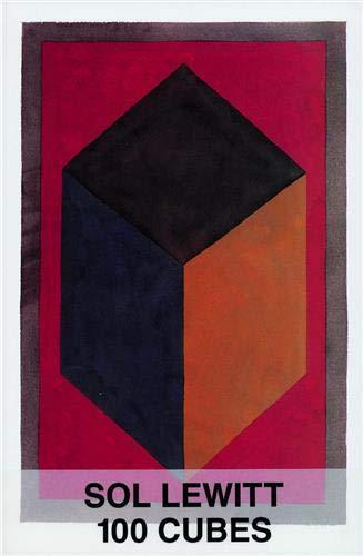 9783893227532: Sol Lewitt: 100 Cubes