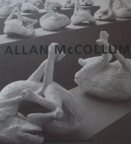 9783893228058: Allan McCollum: Natural Copies
