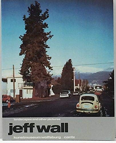 9783893228553: Jeff Wall: Landscape and Other Prairies