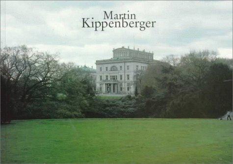 9783893229000: Martin Kippenberger