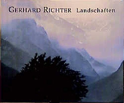 9783893229505: Gerhard Richter, Landscapes